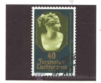 LIECHTENSTEIN 1980 - YVERT NRO. 682 - USADO (Sellos - Extranjero - Europa - Liechtenstein)