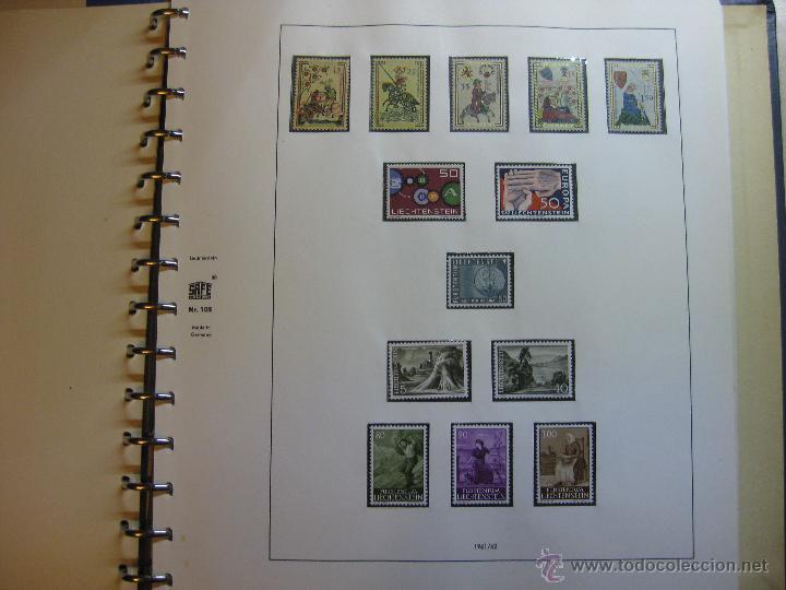 Sellos: COLECCION DE SELLOS DE LIECHTENSTEIN DEL AÑO 1961 A 1985 AMBOS INCLUSIVE - Foto 2 - 46355134