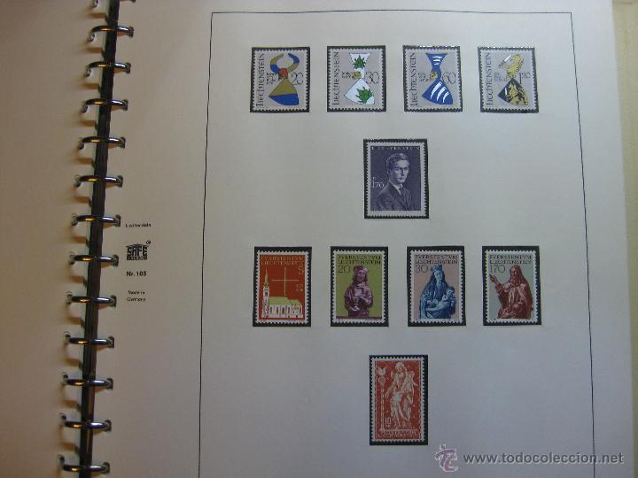 Sellos: COLECCION DE SELLOS DE LIECHTENSTEIN DEL AÑO 1961 A 1985 AMBOS INCLUSIVE - Foto 8 - 46355134