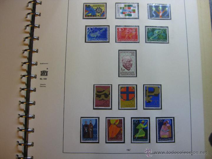 Sellos: COLECCION DE SELLOS DE LIECHTENSTEIN DEL AÑO 1961 A 1985 AMBOS INCLUSIVE - Foto 9 - 46355134