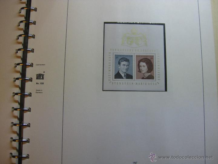 Sellos: COLECCION DE SELLOS DE LIECHTENSTEIN DEL AÑO 1961 A 1985 AMBOS INCLUSIVE - Foto 10 - 46355134