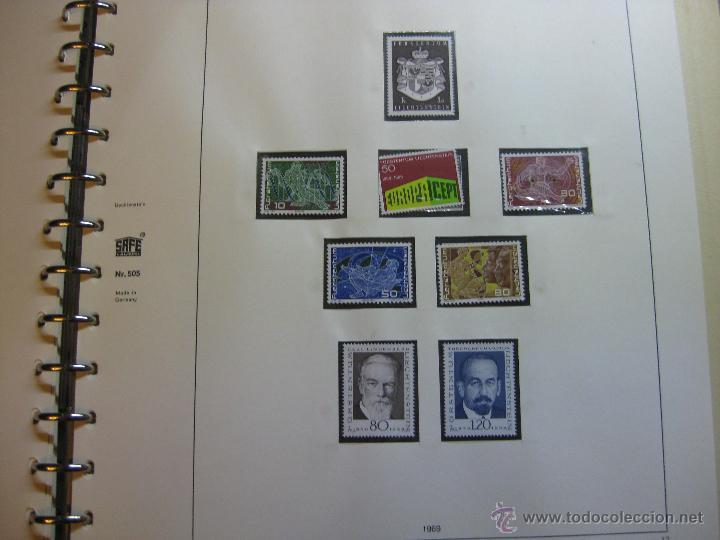 Sellos: COLECCION DE SELLOS DE LIECHTENSTEIN DEL AÑO 1961 A 1985 AMBOS INCLUSIVE - Foto 13 - 46355134