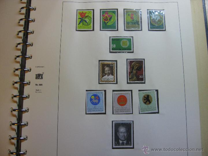 Sellos: COLECCION DE SELLOS DE LIECHTENSTEIN DEL AÑO 1961 A 1985 AMBOS INCLUSIVE - Foto 15 - 46355134