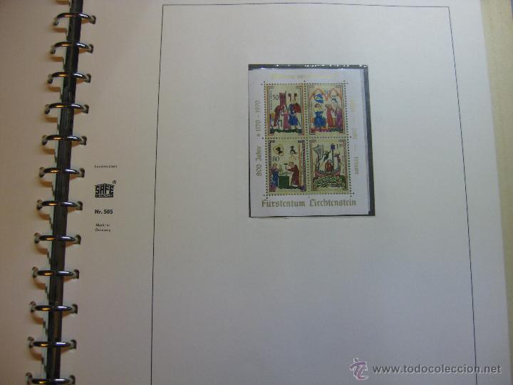 Sellos: COLECCION DE SELLOS DE LIECHTENSTEIN DEL AÑO 1961 A 1985 AMBOS INCLUSIVE - Foto 16 - 46355134