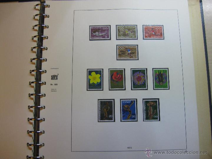 Sellos: COLECCION DE SELLOS DE LIECHTENSTEIN DEL AÑO 1961 A 1985 AMBOS INCLUSIVE - Foto 19 - 46355134