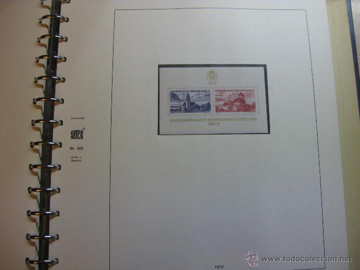 Sellos: COLECCION DE SELLOS DE LIECHTENSTEIN DEL AÑO 1961 A 1985 AMBOS INCLUSIVE - Foto 20 - 46355134