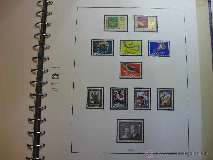 Sellos: COLECCION DE SELLOS DE LIECHTENSTEIN DEL AÑO 1961 A 1985 AMBOS INCLUSIVE - Foto 25 - 46355134
