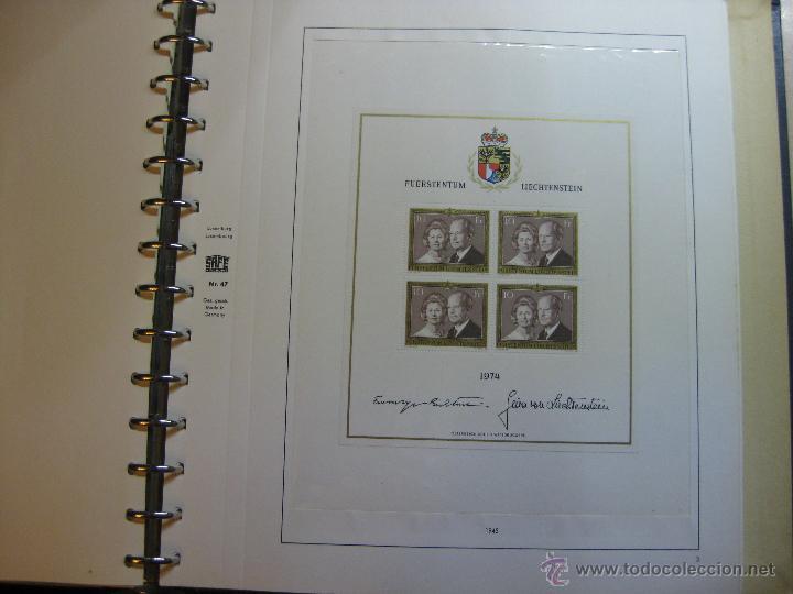 Sellos: COLECCION DE SELLOS DE LIECHTENSTEIN DEL AÑO 1961 A 1985 AMBOS INCLUSIVE - Foto 26 - 46355134