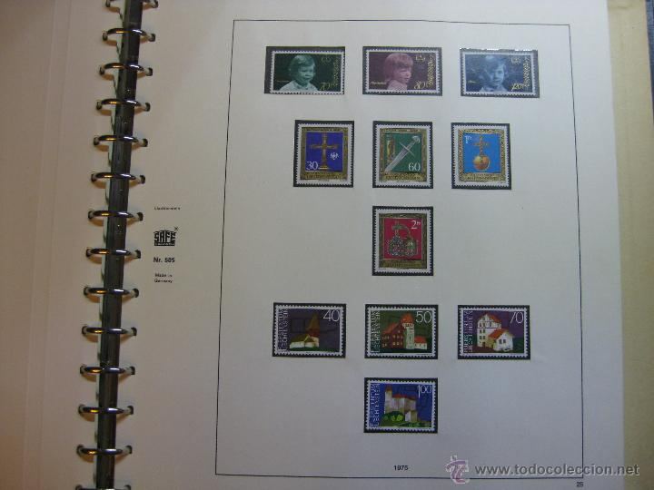 Sellos: COLECCION DE SELLOS DE LIECHTENSTEIN DEL AÑO 1961 A 1985 AMBOS INCLUSIVE - Foto 27 - 46355134