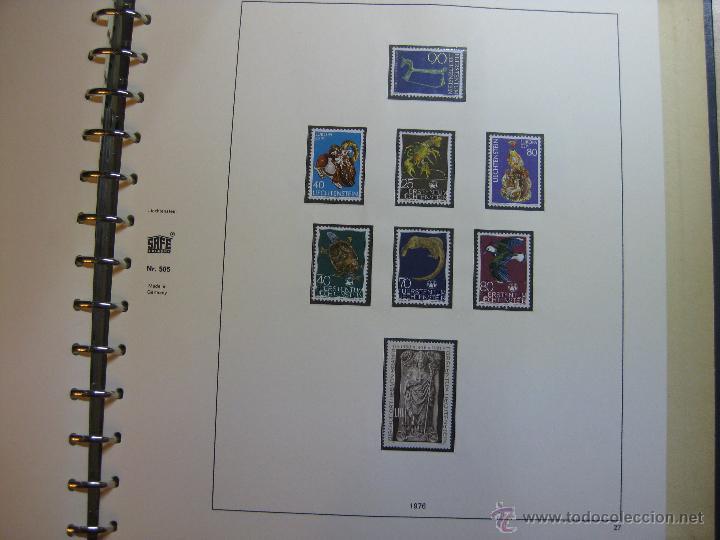 Sellos: COLECCION DE SELLOS DE LIECHTENSTEIN DEL AÑO 1961 A 1985 AMBOS INCLUSIVE - Foto 29 - 46355134