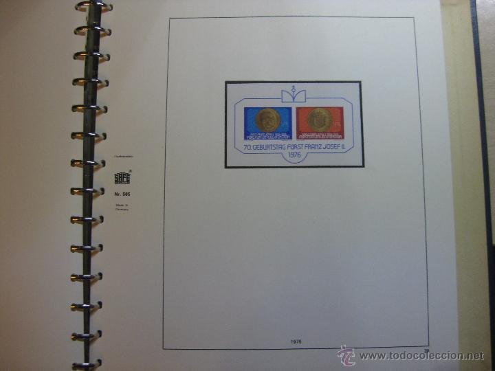 Sellos: COLECCION DE SELLOS DE LIECHTENSTEIN DEL AÑO 1961 A 1985 AMBOS INCLUSIVE - Foto 30 - 46355134