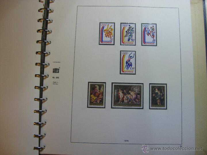 Sellos: COLECCION DE SELLOS DE LIECHTENSTEIN DEL AÑO 1961 A 1985 AMBOS INCLUSIVE - Foto 31 - 46355134