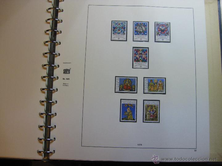 Sellos: COLECCION DE SELLOS DE LIECHTENSTEIN DEL AÑO 1961 A 1985 AMBOS INCLUSIVE - Foto 32 - 46355134