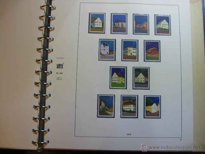 Sellos: COLECCION DE SELLOS DE LIECHTENSTEIN DEL AÑO 1961 A 1985 AMBOS INCLUSIVE - Foto 36 - 46355134