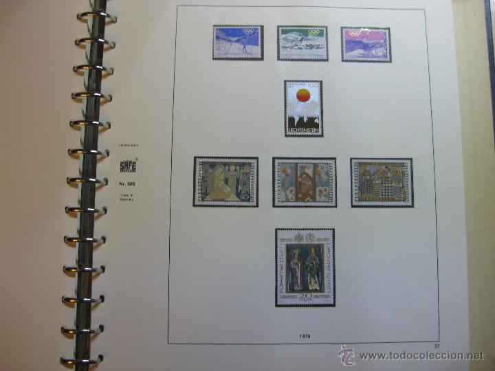 Sellos: COLECCION DE SELLOS DE LIECHTENSTEIN DEL AÑO 1961 A 1985 AMBOS INCLUSIVE - Foto 39 - 46355134