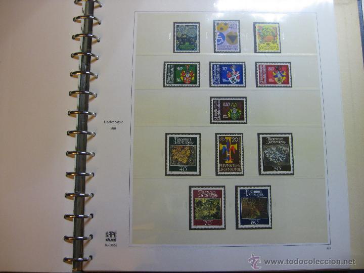 Sellos: COLECCION DE SELLOS DE LIECHTENSTEIN DEL AÑO 1961 A 1985 AMBOS INCLUSIVE - Foto 42 - 46355134
