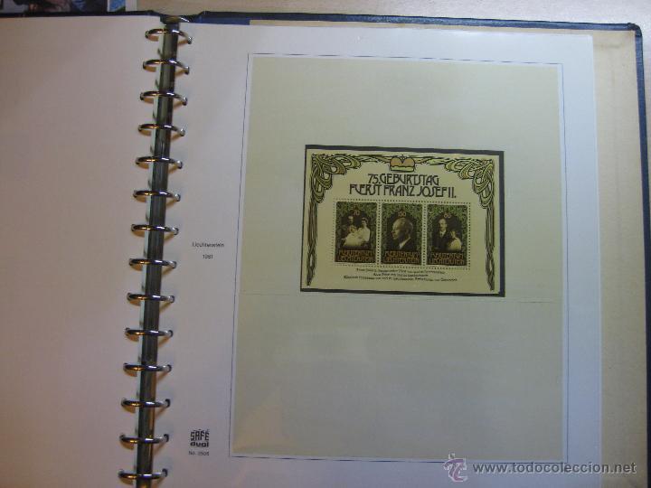Sellos: COLECCION DE SELLOS DE LIECHTENSTEIN DEL AÑO 1961 A 1985 AMBOS INCLUSIVE - Foto 43 - 46355134