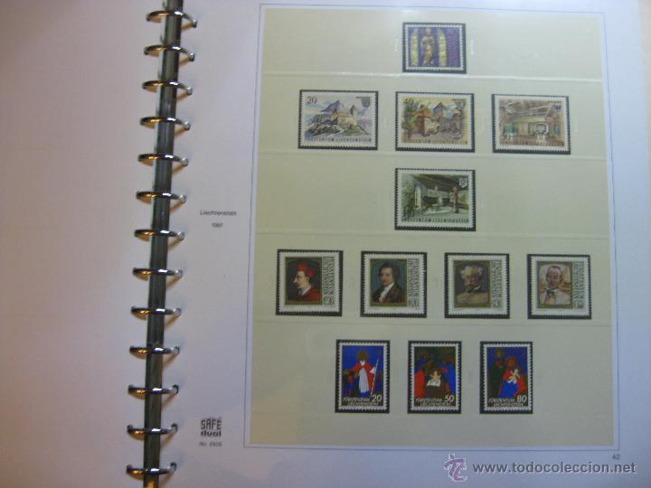 Sellos: COLECCION DE SELLOS DE LIECHTENSTEIN DEL AÑO 1961 A 1985 AMBOS INCLUSIVE - Foto 44 - 46355134