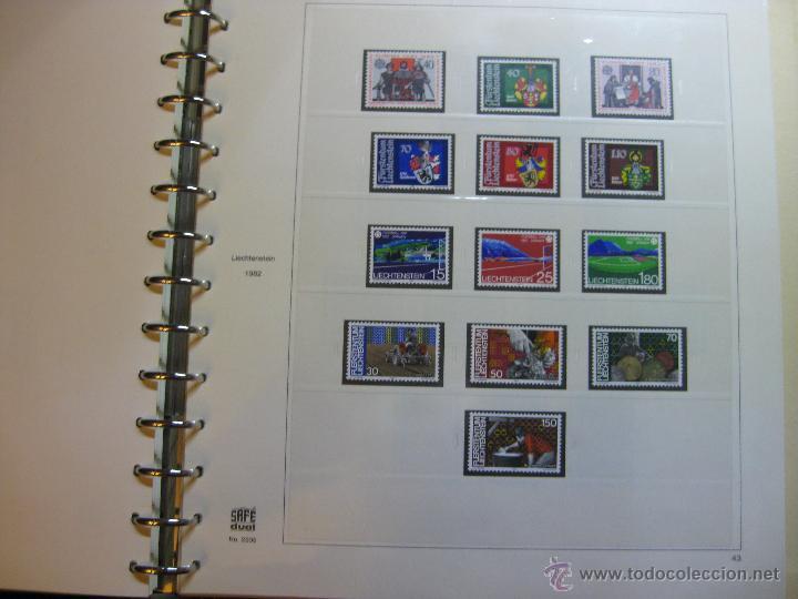 Sellos: COLECCION DE SELLOS DE LIECHTENSTEIN DEL AÑO 1961 A 1985 AMBOS INCLUSIVE - Foto 45 - 46355134