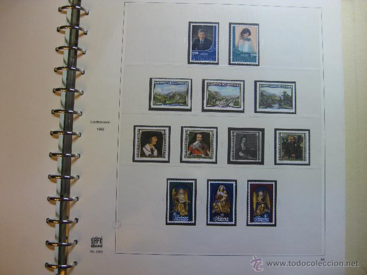 Sellos: COLECCION DE SELLOS DE LIECHTENSTEIN DEL AÑO 1961 A 1985 AMBOS INCLUSIVE - Foto 46 - 46355134