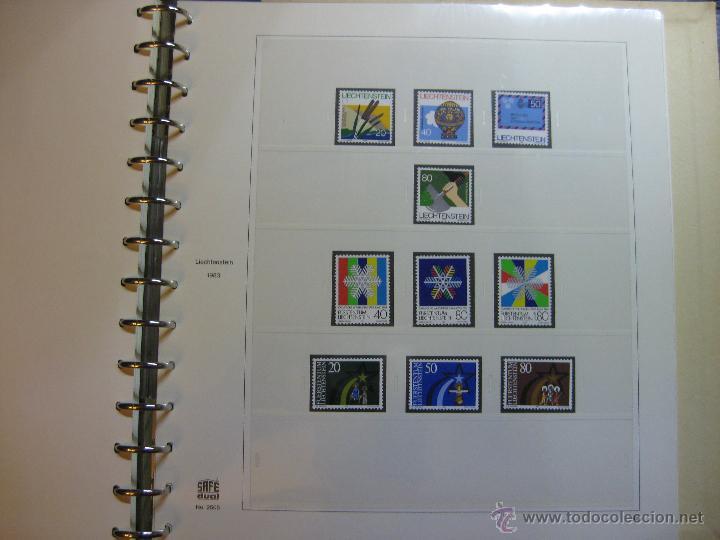 Sellos: COLECCION DE SELLOS DE LIECHTENSTEIN DEL AÑO 1961 A 1985 AMBOS INCLUSIVE - Foto 48 - 46355134