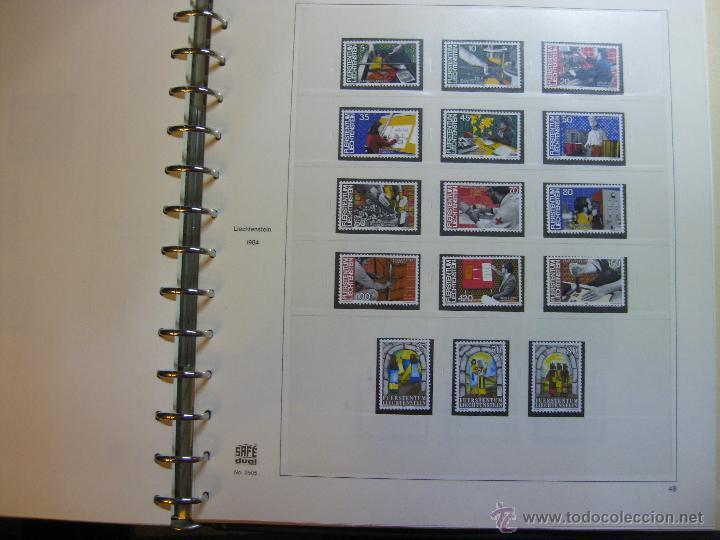 Sellos: COLECCION DE SELLOS DE LIECHTENSTEIN DEL AÑO 1961 A 1985 AMBOS INCLUSIVE - Foto 50 - 46355134