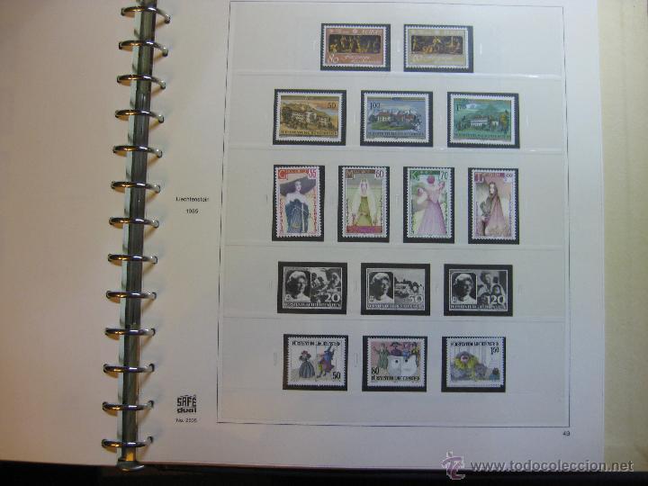 Sellos: COLECCION DE SELLOS DE LIECHTENSTEIN DEL AÑO 1961 A 1985 AMBOS INCLUSIVE - Foto 51 - 46355134