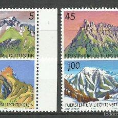 Francobolli: LIECHTENSTEIN - 1990 - MICHEL 993/996** MNH. Lote 57669894