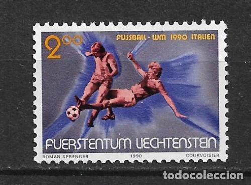 LIECHTENSTEIN 1990 SC# 927 - MNH - 1/20 (Sellos - Extranjero - Europa - Liechtenstein)
