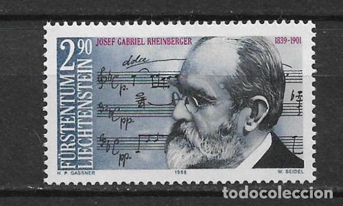 LIECHTENSTEIN 1989 SC# 903 - MNH - 1/20 (Sellos - Extranjero - Europa - Liechtenstein)