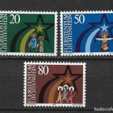 Sellos: LIECHTENSTEIN 1983 SC# 769-771 (3) - MNH - 1/25. Lote 143342930