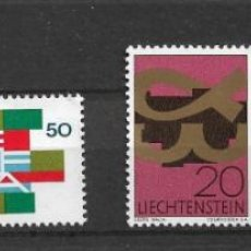 Sellos: JUEGOS COMPLETOS DE LIECHTENSTEIN MNH - 8/53. Lote 146635358