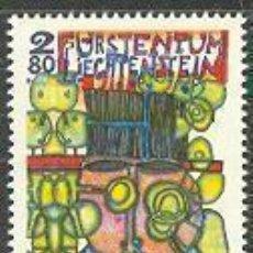 Sellos: SELLO NUEVO DE LIECHTENSTEIN, YT 1001. Lote 152543806