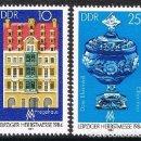 Sellos: [CF2290A] DDR 1984, SERIE FERIA OTOÑAL DE LEIPZIG (MNH). Lote 160519162