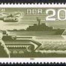 Sellos: [CF2278A] DDR 1984, SERIE 35 ANIV. DE LA DDR (MNH). Lote 160520910