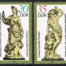 Sellos: [CF2210B] DDR 1984, SERIE OBRAS DE ARTE. DRESDE (MNH). Lote 160549078