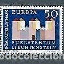Sellos: LIECHTENSTEIN,1964,EUROPA,YVERT 388,NUEVO,MNH**. Lote 168543524