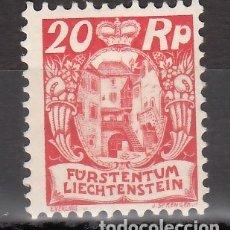 Timbres: LIECHTENSTEIN. 1921 YVERT Nº 69 /*/, . Lote 177071915