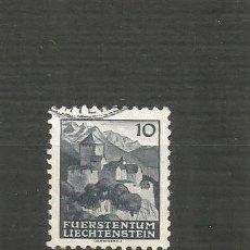 Francobolli: LIECHTENSTEIN YVERT NUM. 197 USADO. Lote 189953588