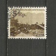 Francobolli: LIECHTENSTEIN YVERT NUM. 241 USADO. Lote 189953688