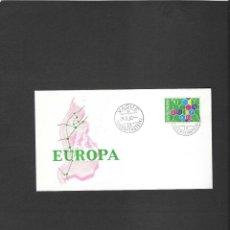 Sellos: EUROPA 1960 SOBRE PRIMER DIA DE CIRCULACION. Lote 190975321