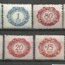 Sellos: G166C-SERIE COMPLETA LIECHTENSTEIN 1920 TASAS Nº1/12 SELLOS CLASICOS,NUEVOS*. ,SIN ROTOS . Lote 177024870