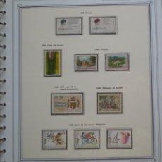 Timbres: LIECHTENSTEIN - AÑO 1996 COMPLETO - NUEVOS ** - 2 FOTOS - LEER COMENTARIO. Lote 216638820
