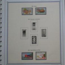 Timbres: LIECHTENSTEIN - AÑO 1998 NO COMPLETO - NUEVOS ** - 3 FOTOS - LEER COMENTARIO. Lote 216639065