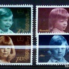 Sellos: SELLOS LIECHTENSTEIN 1974- FOTO 917 , COMPLETA, NUEVO. Lote 219680571