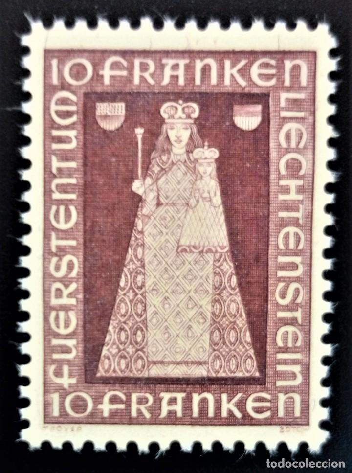LIECHTENSTEIN FÜRSTENTUM YVERT 172 ** MNH (Sellos - Extranjero - Europa - Liechtenstein)