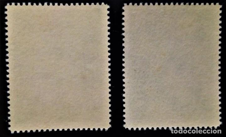 Sellos: LIECHTENSTEIN Fürstentum YVERT 159 - 160 ** MNH - Foto 2 - 222632933
