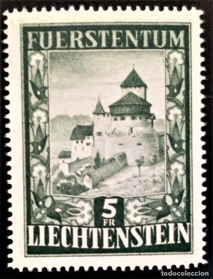 LIECHTENSTEIN FÜRSTENTUM YVERT 272 ** MNH (Sellos - Extranjero - Europa - Liechtenstein)