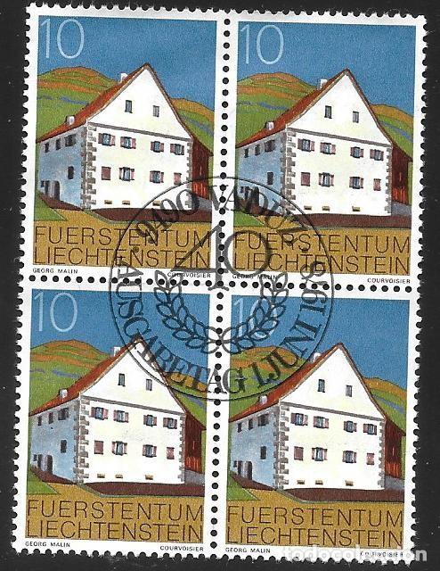 LIECHTENSTEIN (Sellos - Extranjero - Europa - Liechtenstein)