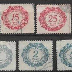 Sellos: LIECHTENSTEIN 1920 USADO - 8/53. Lote 239956380